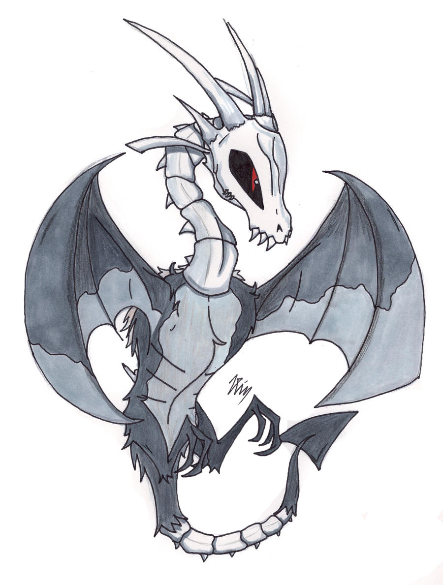 This is a photo of Ridiculous Chibi Dragon Drawing