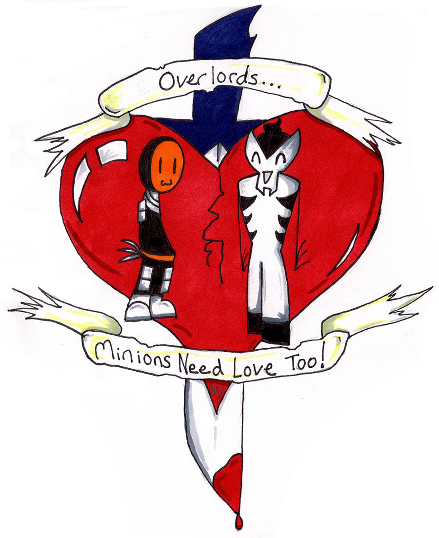 Dear Overlords by Visoris