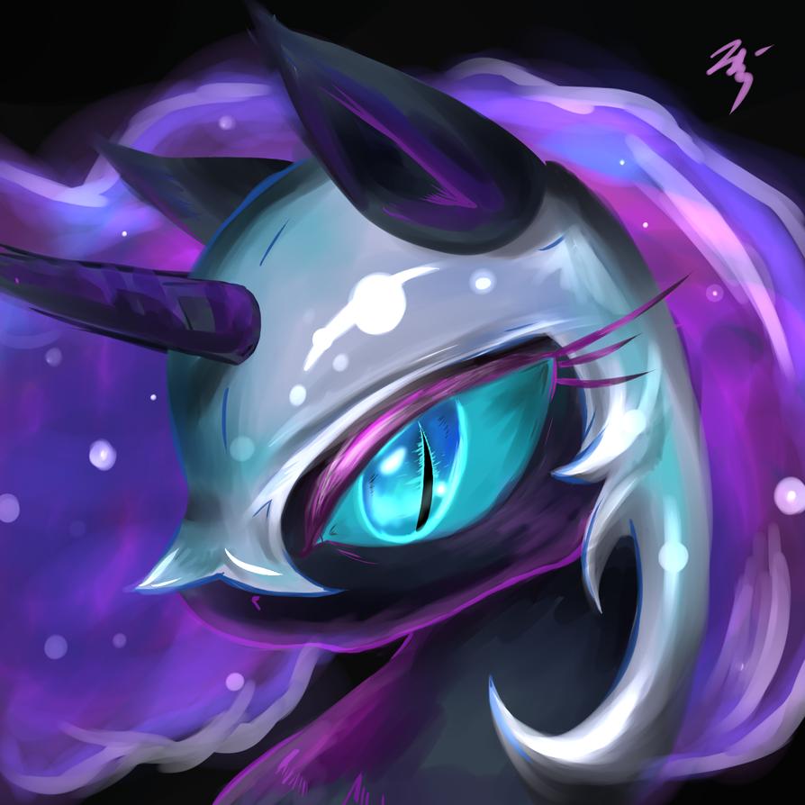 Nightmare Moon! by Visoris