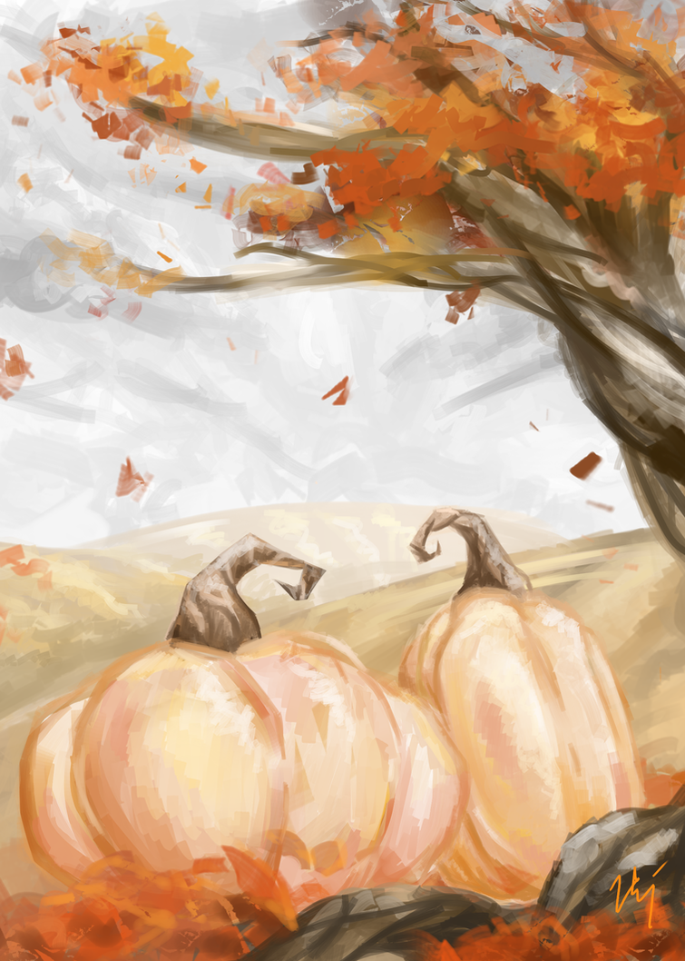 Autumn Gift by Visoris