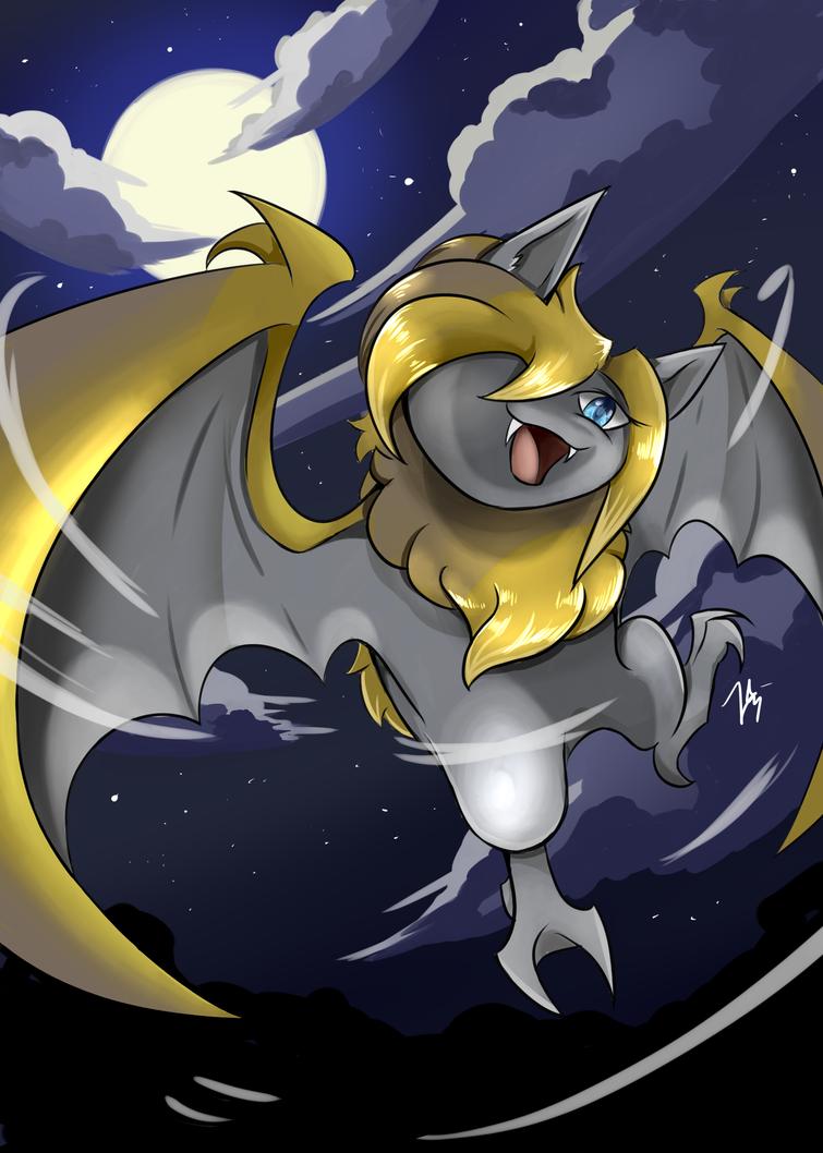 Ren the Vampire Bat by Visoris