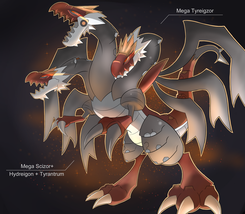 Mega Tyreigzor by Visoris