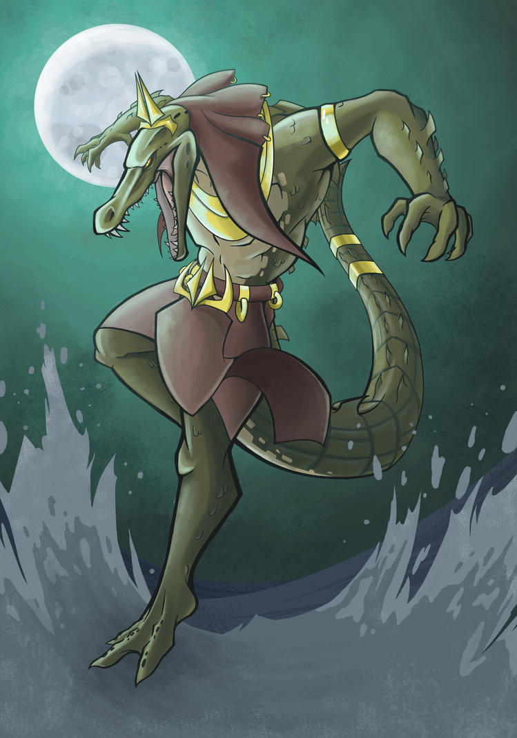 Sobek: Ruler of the Nile by Visoris