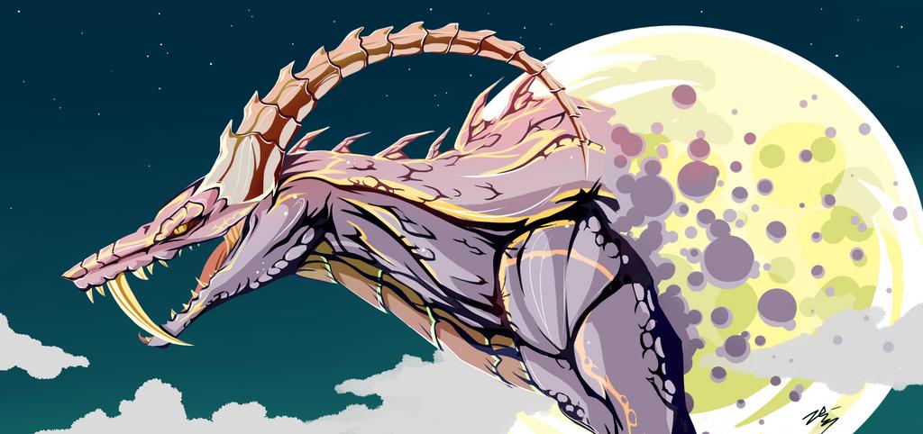 Beasts Beginings by Visoris