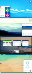 Windows 10 by arcticpaco
