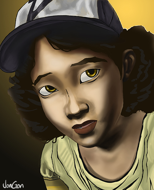 Clementine By JonGon On DeviantArt