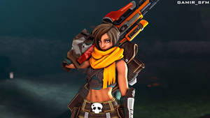 Kinessa Release poster