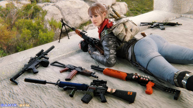 CoD Black Ops Cold War weapon pack release render