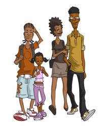Caribbean_family_IMAPIX by Hieldjo
