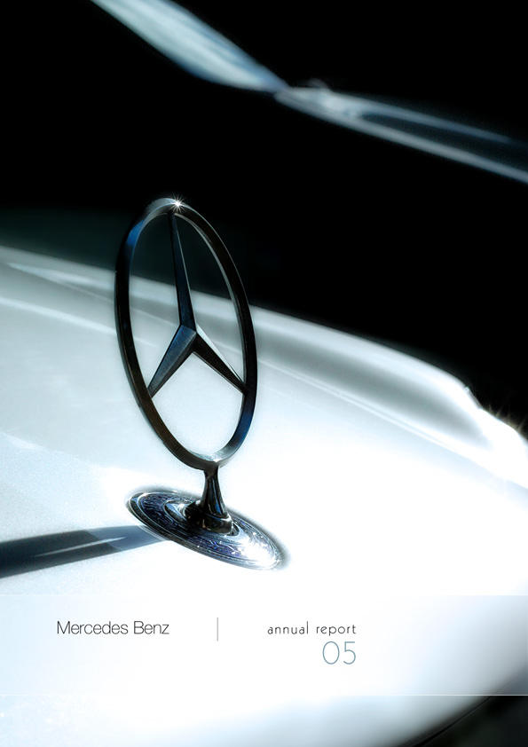 Mercedes Annual report 05 by Tonliveshere