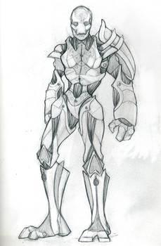 WarForged Sketch
