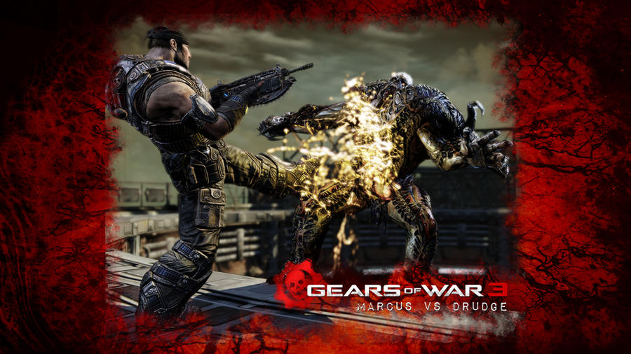 Gears Of War 3 Wallpaper 8 By Genesisdnb On DeviantArt
