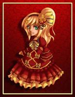 Lady Asphylia by priestessofpie