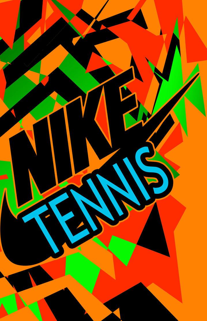 Nike Tennis Wallpaper By TheNakedGun52