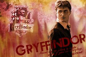 Gryffindor by Leafbreeze7