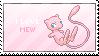 Mew stamp by Leafbreeze7