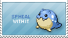 Spheal Stamp by Leafbreeze7