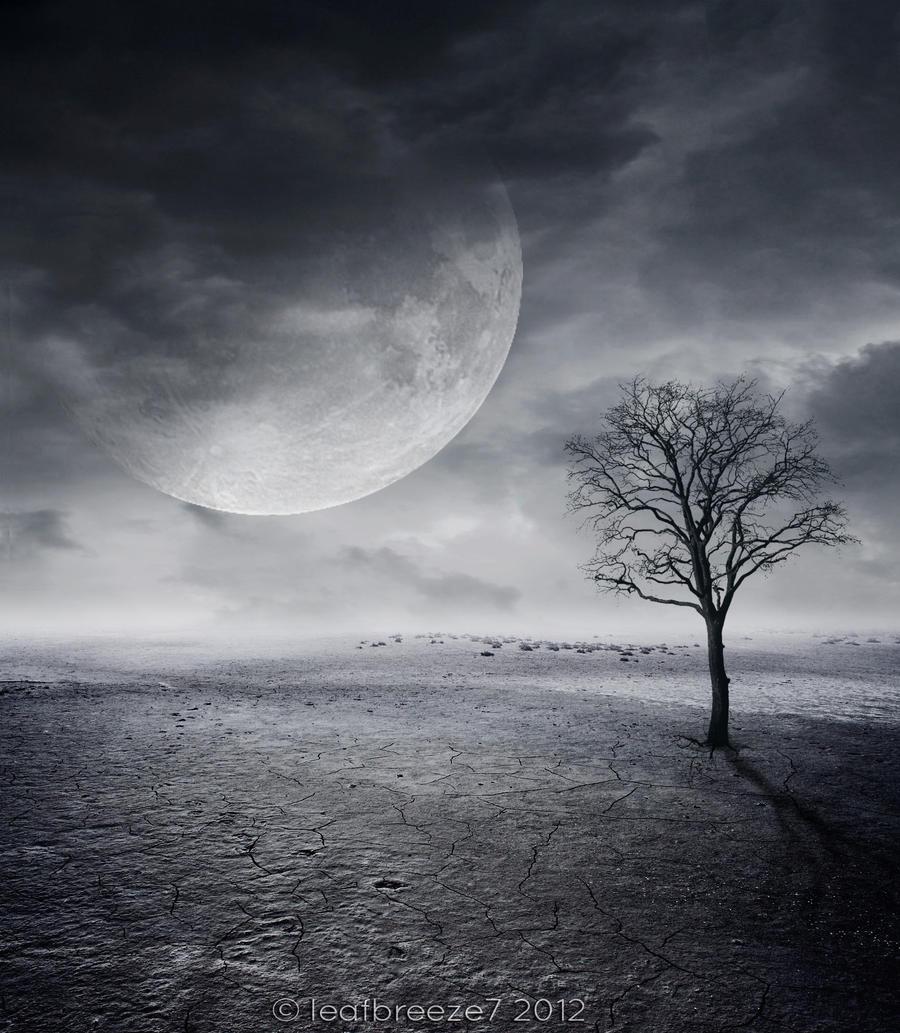 Emptiness by Leafbreeze7