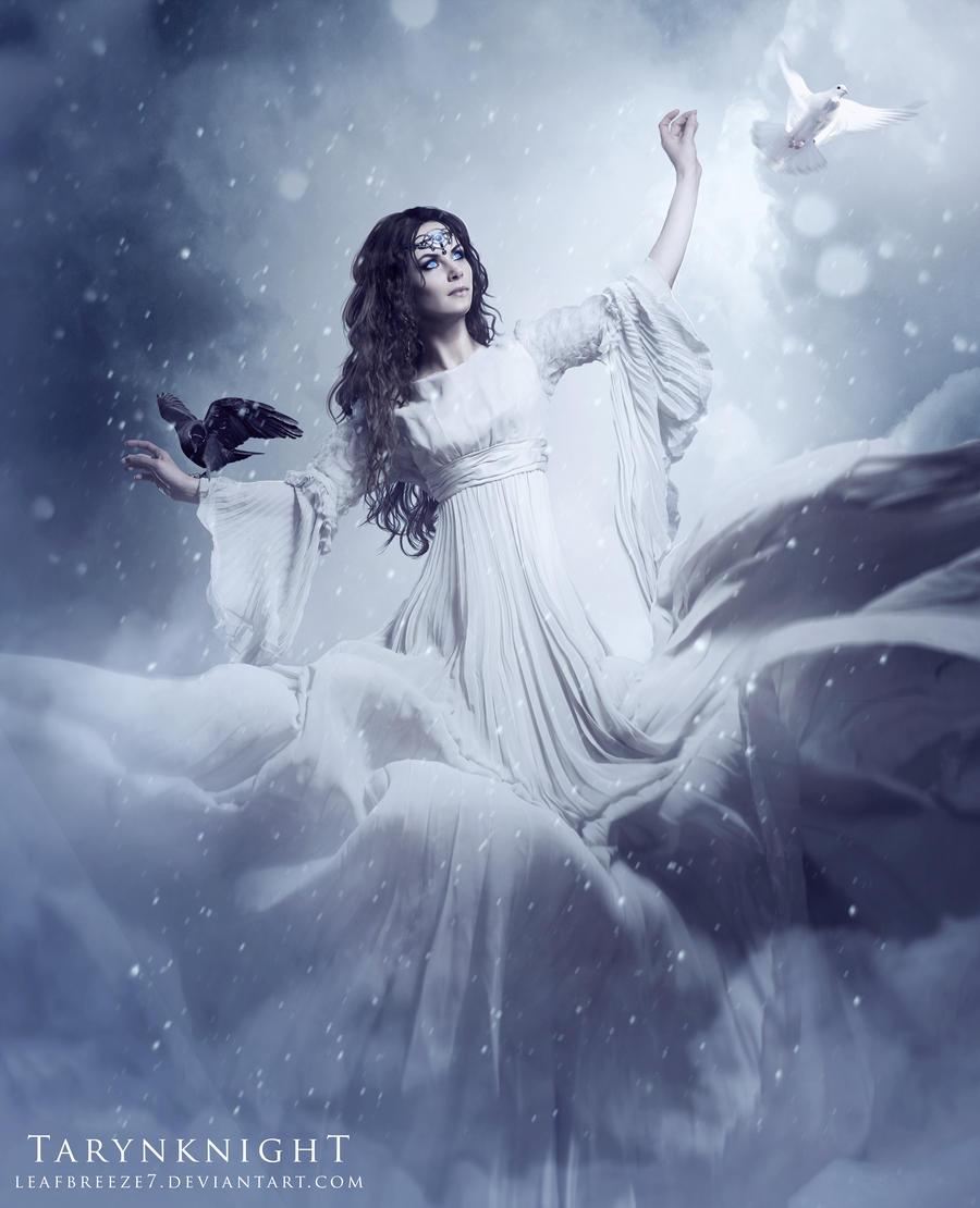 Winterheart by Leafbreeze7