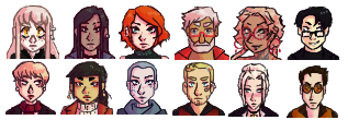 SW// Icons by KoeElfen