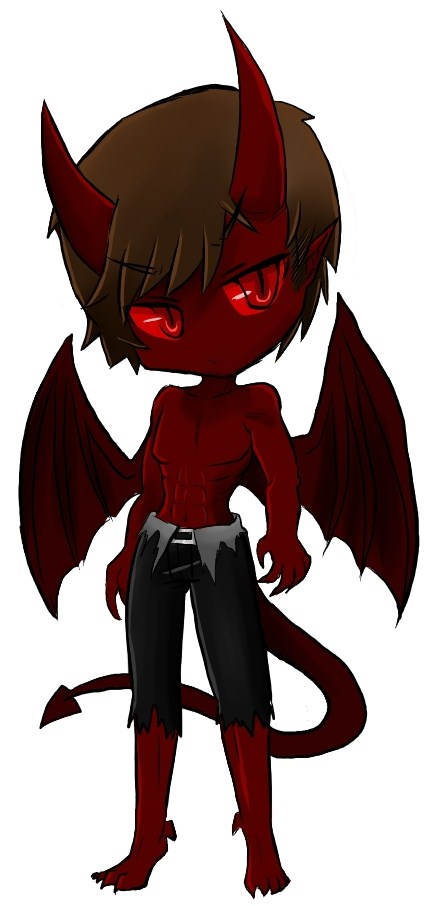 Dark,Monster&Demon - Page 6 Chibi_demon_d___commission___by_darkangelyuna-d61s83i