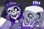 Grim Grinning Ghosts