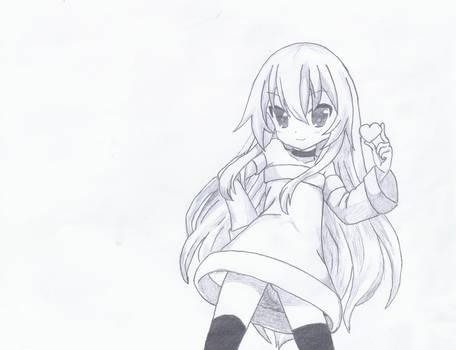 Tiaga Kawaii (Toradora!)
