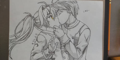 Let's kiss~
