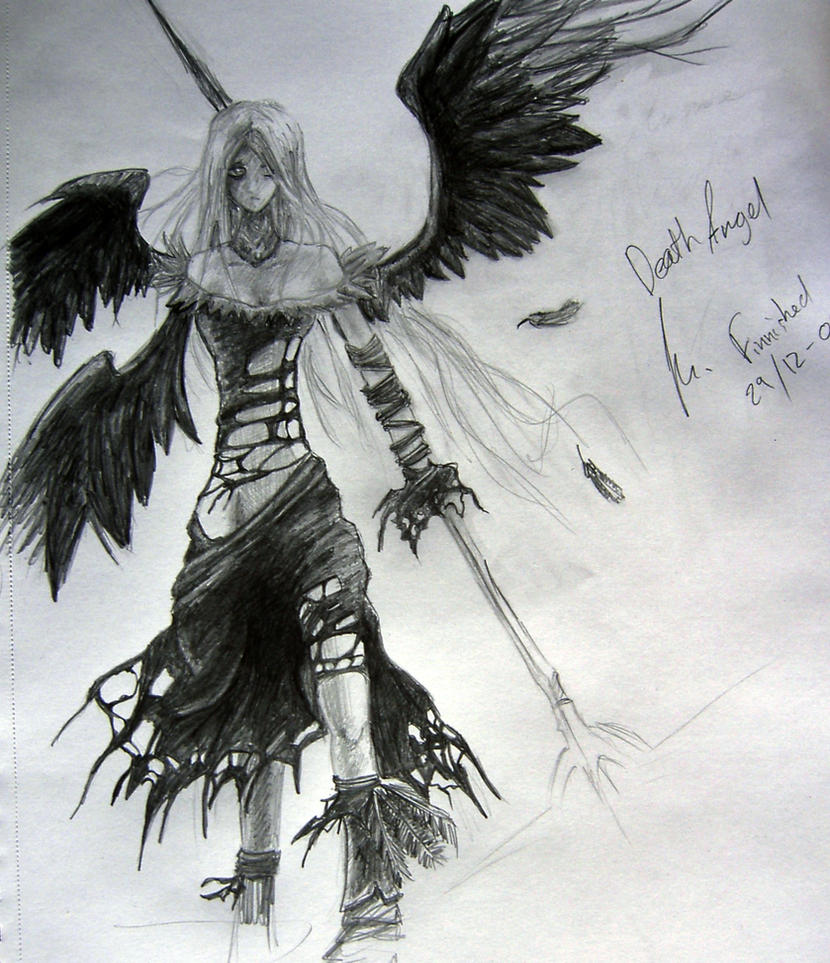 angel of death anime - photo #4
