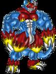 Buff Flamedramon