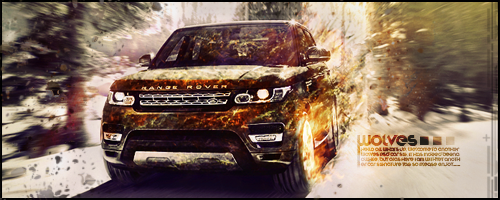 LandRover by NXWxWolves