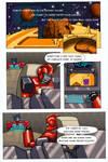 Transformers- Sample Comic Page