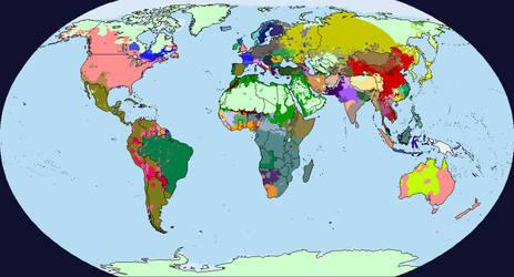 Cultures in the Weltreich universe by Heildirimseigerkranz