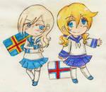 APH: OC Aland and Faroe