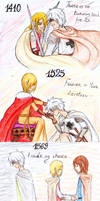 APH: PrusPol - Our Story part2 by AlienaxD