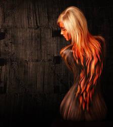 Flame by free0ne