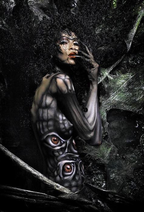 Fantasy - Of - Eyes by free0ne