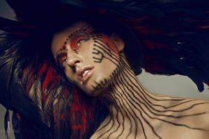 --- T- a- n- y- a --- by free0ne