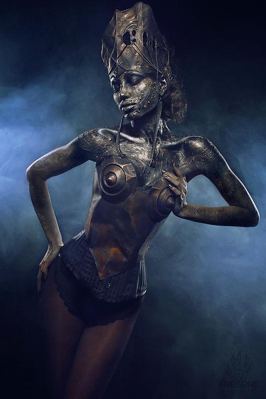 Bronze by free0ne