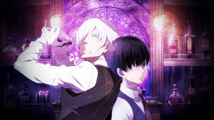 Bartenders of Death - Death Parade x Tokyo Ghoul