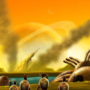 Enter Planet Mollusca