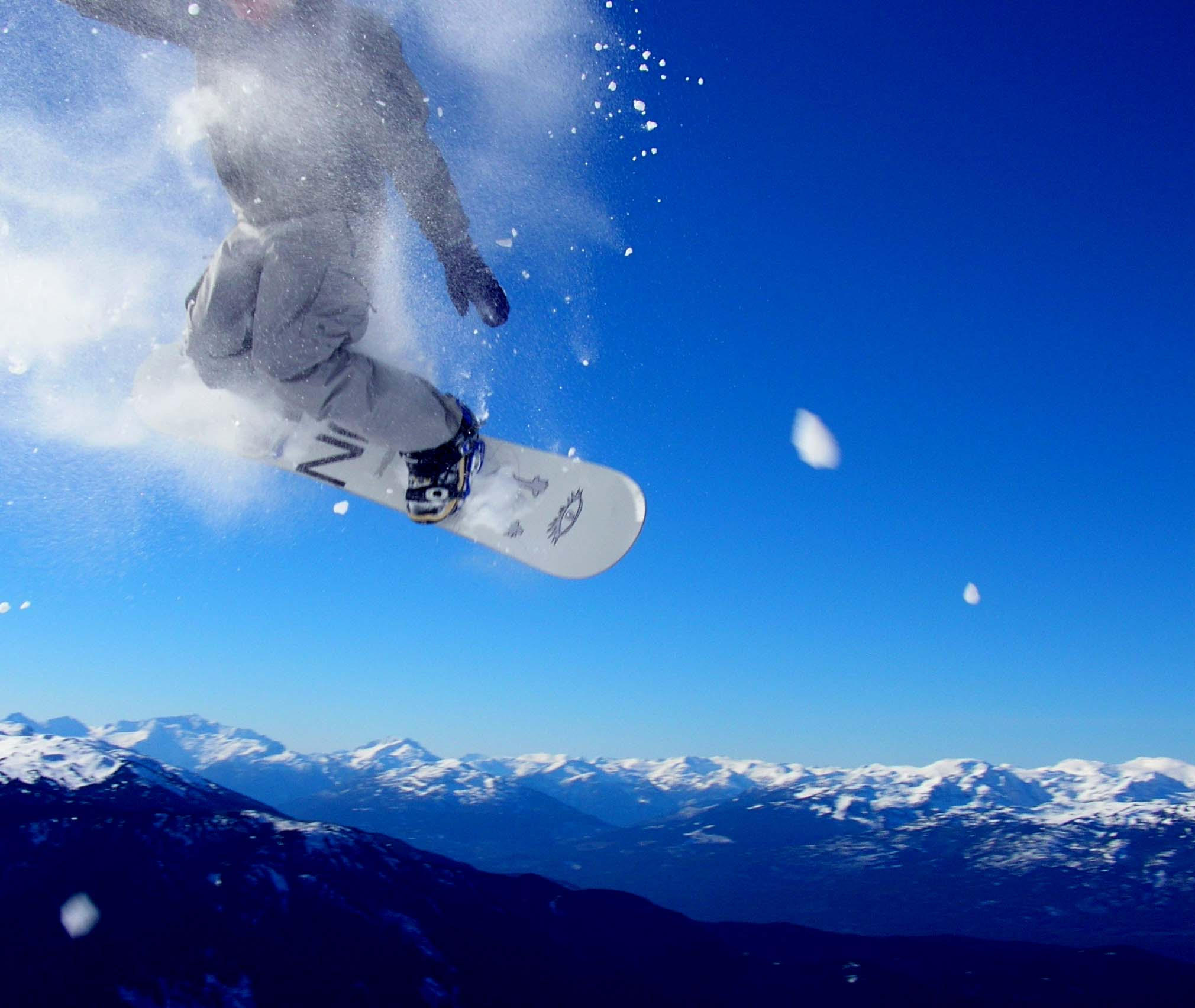 headless snowboarder by caitmerry