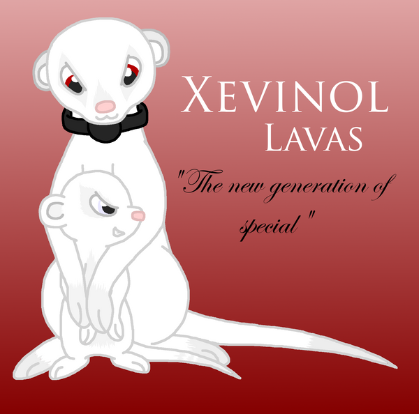 My Artwork - Page 9 Rq__xevinol_and_poison_lavas_by_pancakeshiners-d4a4qrg