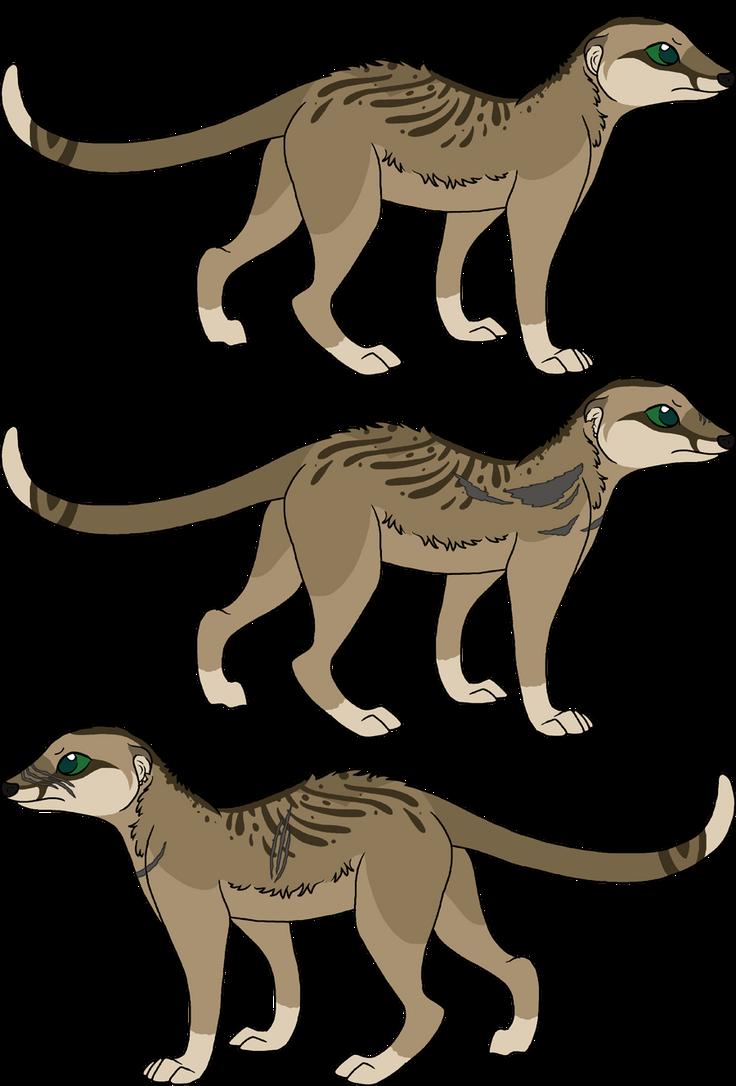Meerkat Scaeden by PancakeShiners