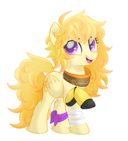 Yang by Prince-Lionel