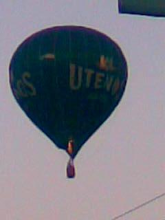 Air balloon by egliukse
