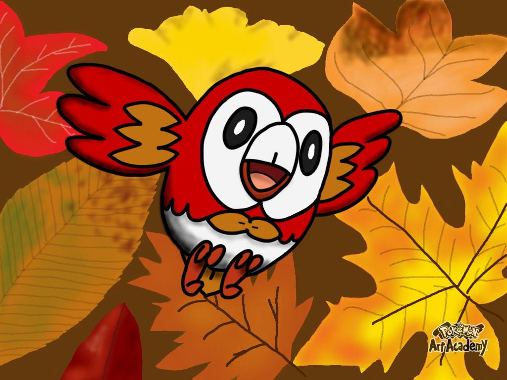 Fall Season Rowlet