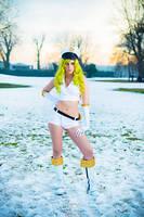Candice Catnipp Bleach Cosplay by GaiaGiselle