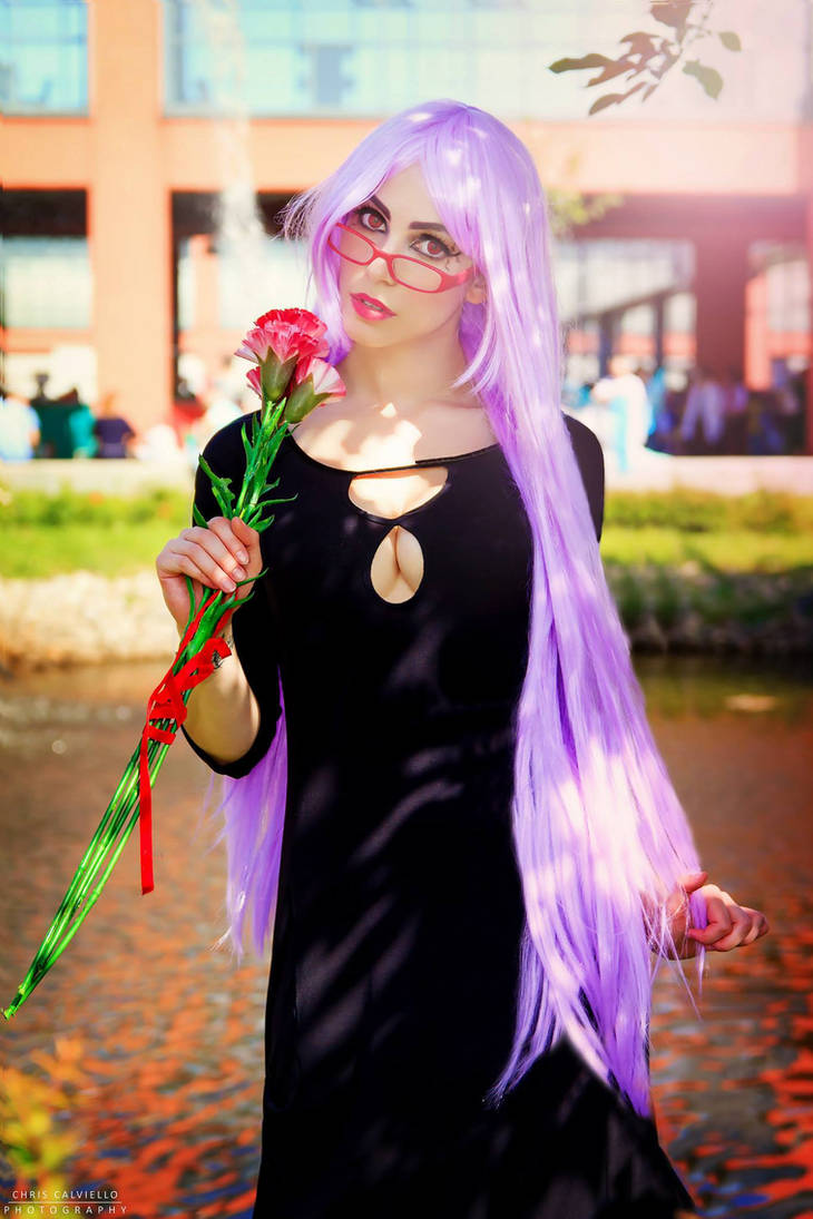 Rize Kamishiro Tokyo Ghoul Cosplay by GaiaGiselle