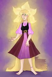 Rapunzel by utauchi